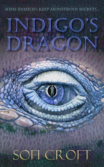 Indigo's Dragon - cover