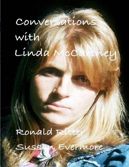 Conversations with Linda McCartney - cover
