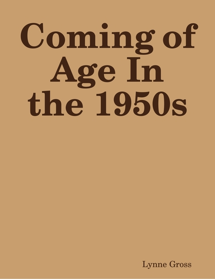 online essay about the 1950s Women in american sitcoms of the 1950s and 60s essay the series could not act as full and representative evidence in an essay on the position of women in.