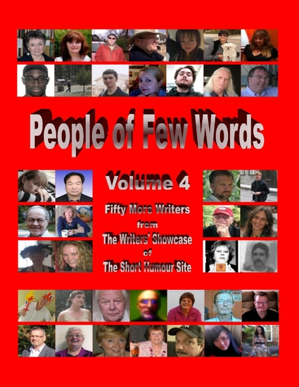 People of Few Words - Volume 4 - cover
