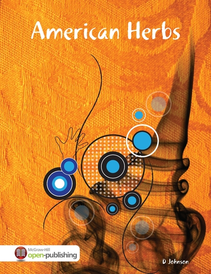 American Herbs - cover