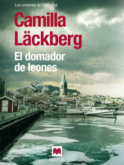 El domador de leones - (Los crímenes de Fjällbacka 9) - cover