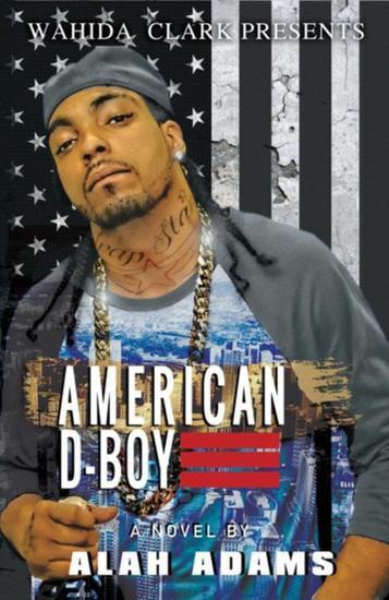 American D-Boy - cover