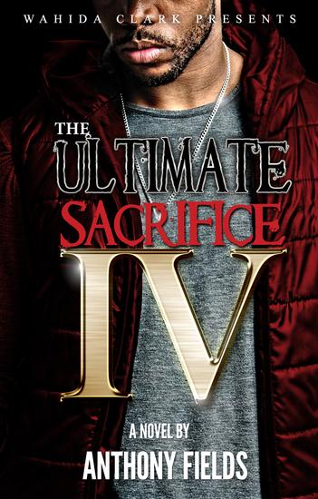 Ultimate Sacrifice IV - cover