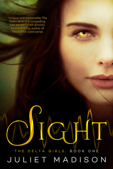Sight - The Delta Girls - Book One - cover