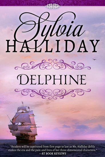 Delphine - The French Maiden Series - Book Three - cover
