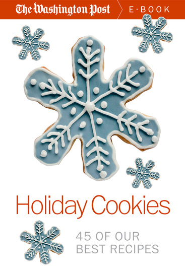 Holiday Cookies - 45 of our Best Recipes - cover