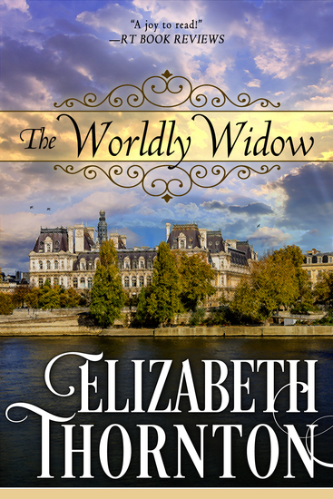 The Worldly Widow - cover