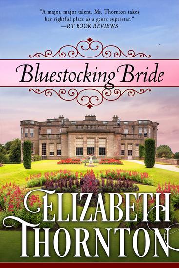 Bluestocking Bride - cover
