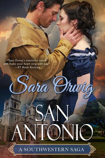 San Antonio - cover