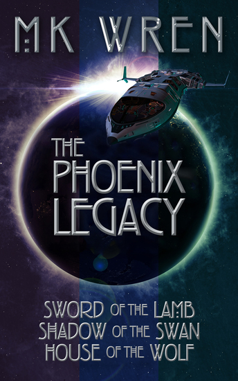The Phoenix Legacy (Omnibus Edition) - cover