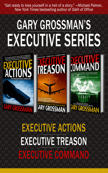 The Executive Series (Omnibus Edition) - cover