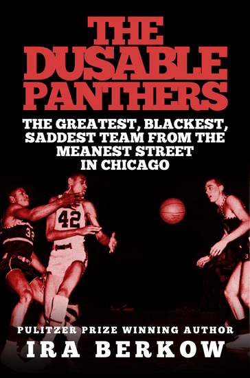 The DuSable Panthers - The Greatest Blackest Saddest Team from the Meanest Streets in Chicago - cover