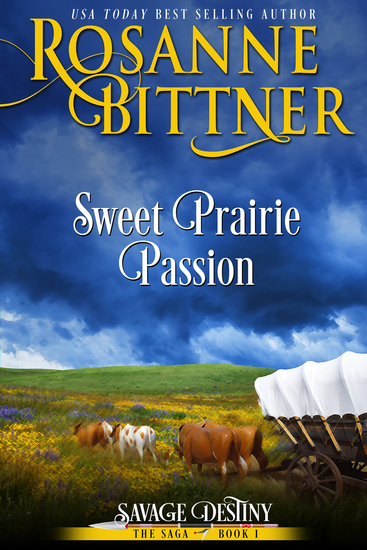 Sweet Prairie Passion - cover