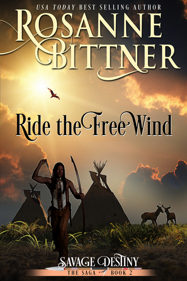 Ride the Free Wind - cover