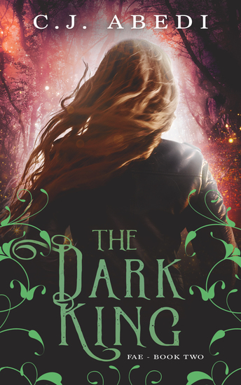 The Dark King - Fae - Book 2 - cover