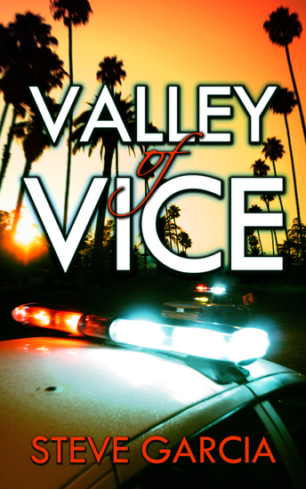 Valley of Vice - cover