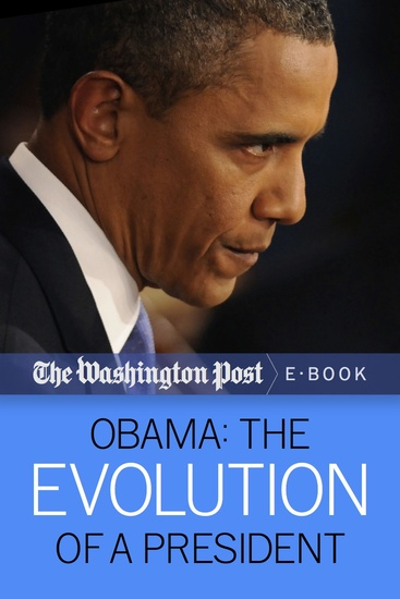 Obama - The Evolution of a President - cover