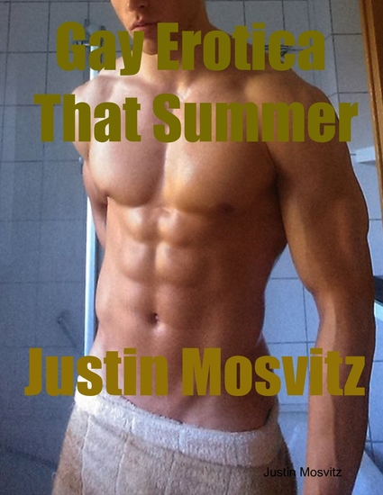 Gay Erotica That Summer - cover