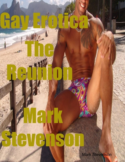 Gay Erotica the Reunion - cover