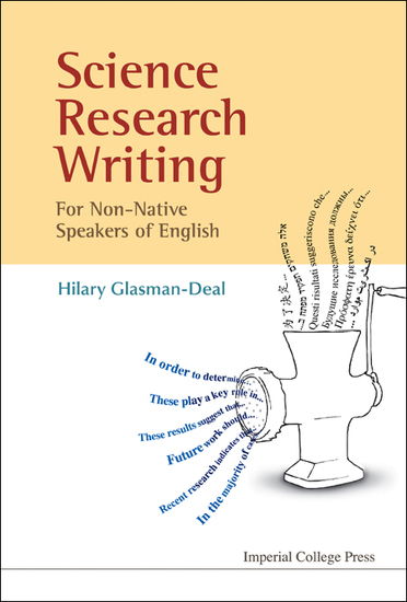 Science Research Writing for Non-Native Speakers of English - cover