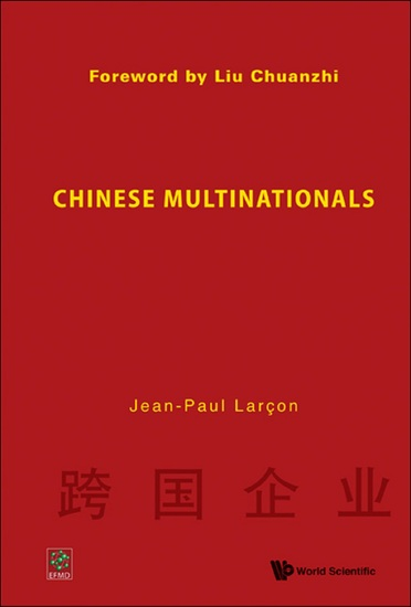 Chinese Multinationals - cover