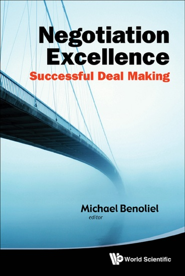 Negotiation Excellence - Successful Deal Making - cover