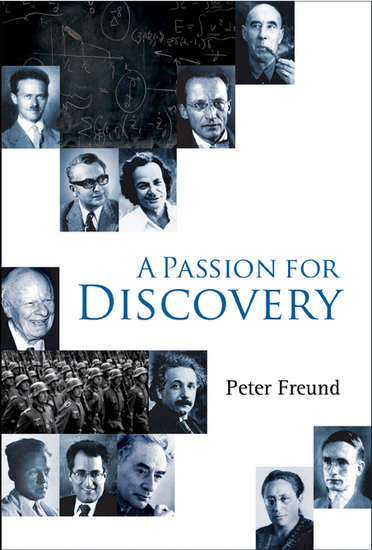 A Passion for Discovery - cover
