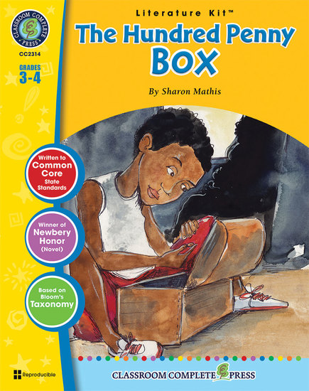 The Hundred Penny Box (Sharon Bell Mathis) - cover