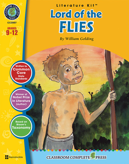 Lord of the Flies (William Golding) - cover