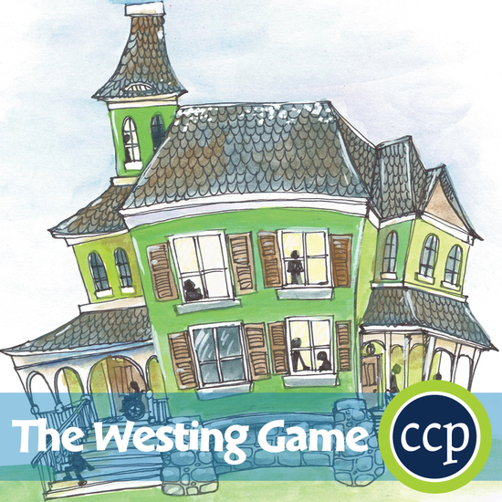 The Westing Game (Ellen Raskin) - cover