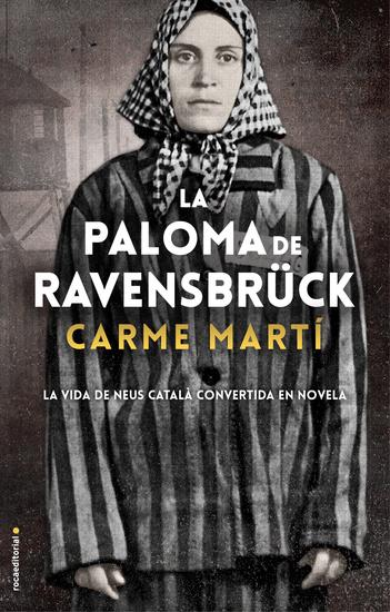 La paloma de Ravensbrück - cover