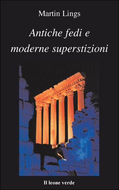 Antiche fedi e moderne superstizioni - cover