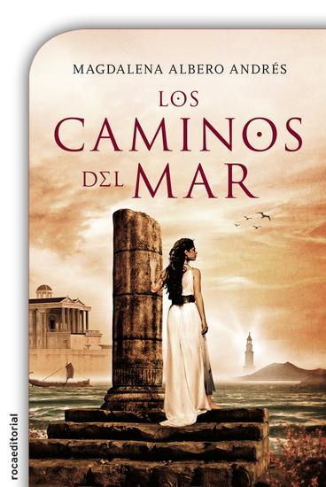 Los caminos del mar - Premio Ciudad de Úbeda - cover