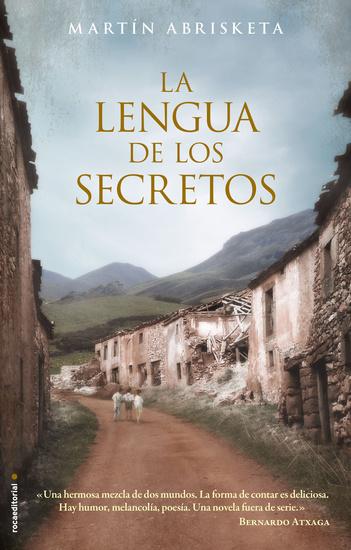 La lengua de los secretos - cover