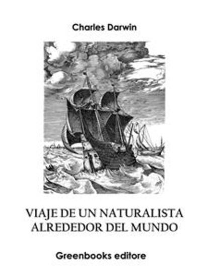 Viaje de un naturalista alrededor del mundo - cover