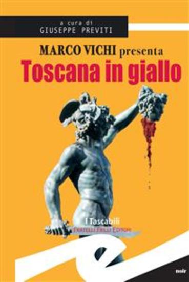 Toscana in giallo - cover