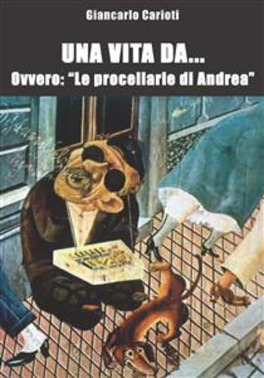 Una vita da ovvero: le procellarie di Andrea - cover