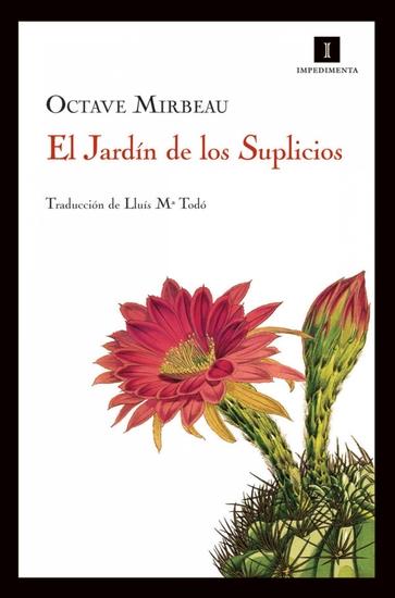 El Jardín de los Suplicios - cover
