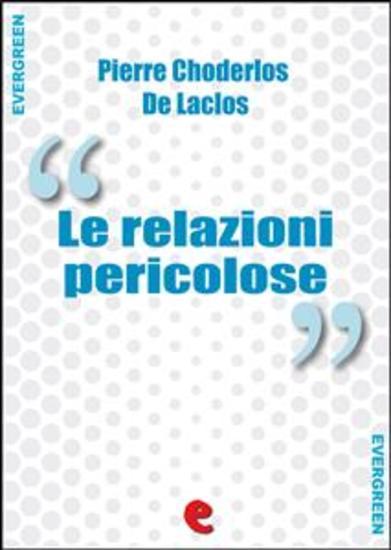 Le Relazioni Pericolose - cover