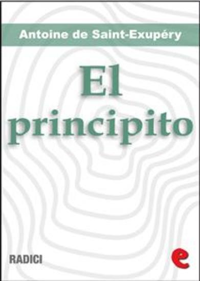 El Principito (libro bilingüe ilustrado) - cover