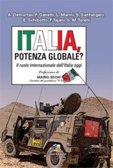 Italia Potenza globale? - Il ruolo internazionale dell'Italia oggi - cover