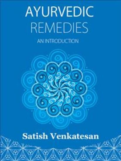 Ayurvedic remedies - An introduction - cover