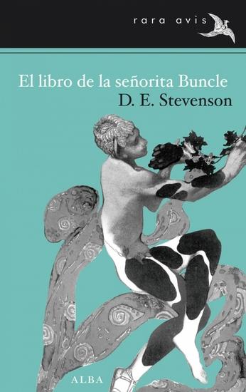 El libro de la señorita Buncle - cover