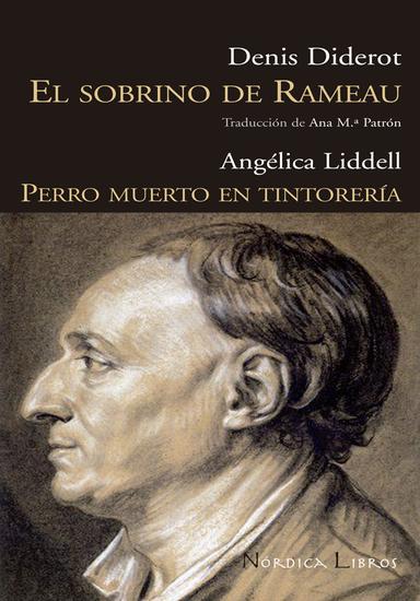 El Sobrino de Rameau y Perro muerto en tintorería - cover