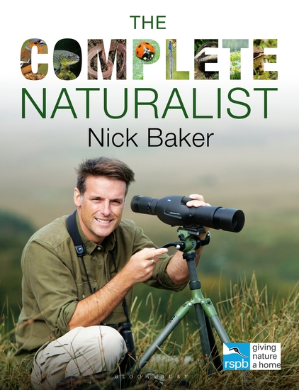 The Complete Naturalist - cover