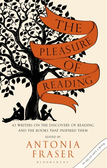 The Pleasure of Reading - 43 Writers on the Discovery of Reading and the Books that Inspired Them - cover