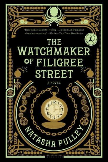 The Watchmaker of Filigree Street - cover