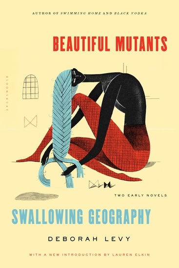 Beautiful Mutants and Swallowing Geography - cover
