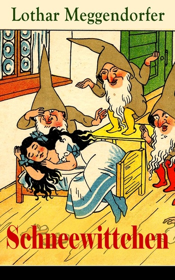 Schneewittchen - Illustrierte Ausgabe (Kinderklassiker) - cover